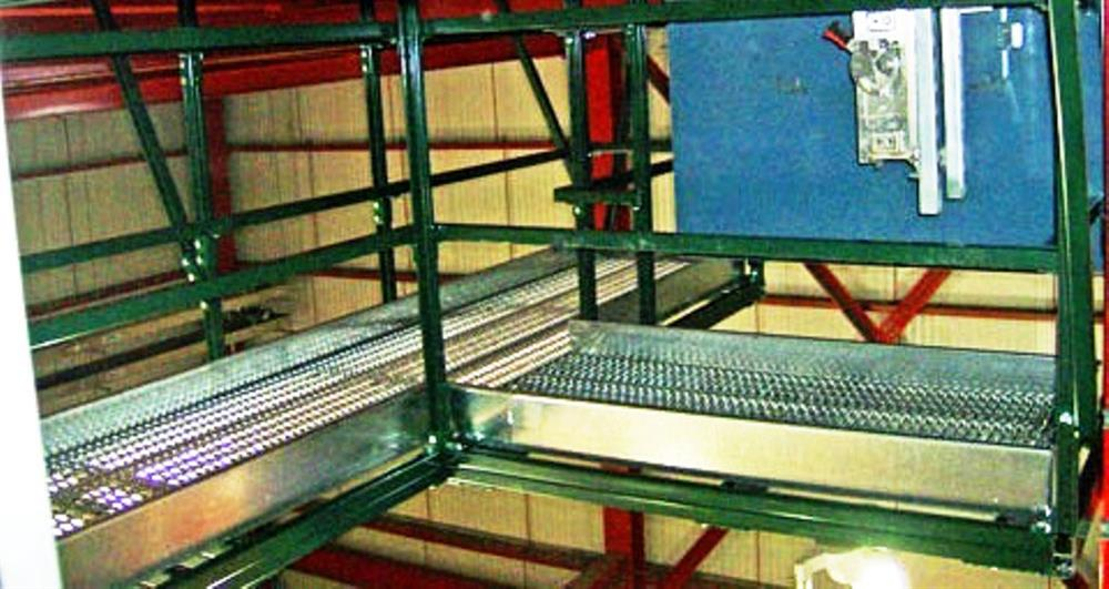 Unistrut Service Company designs, fabricates, and installs catwalk and mezzanine systems.