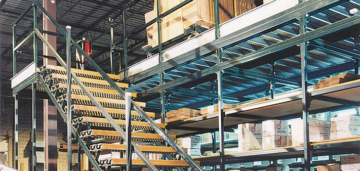 Unistrut is the material of choice for industrial environments