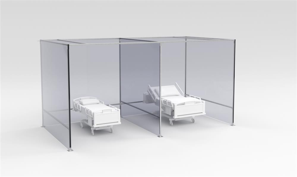 A Portable Room Partition
