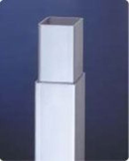 Picture of Telespar Solid Square Tubing (Without Perforations)
