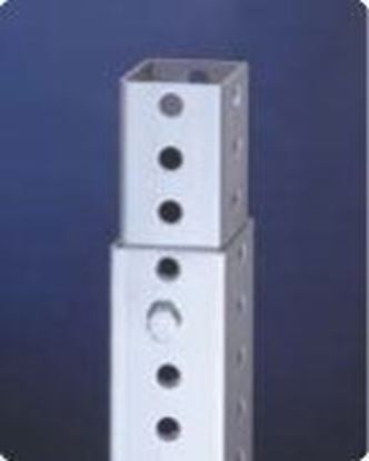 Picture of Telespar Perforated Square Tubing