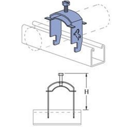 Mustang Universal clamp