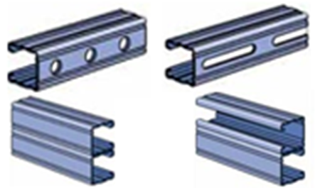 Picture for category P1100 Series Combinations & Pierced Channels