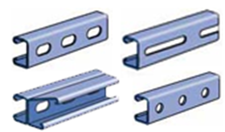 Picture for category P3300 Series Combinations & Pierced Channel Strut