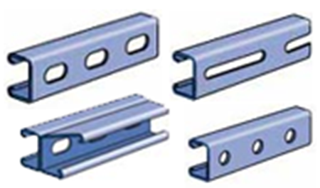Picture for category P4100 Series Combinations & Pierced Channel Strut