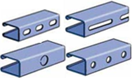 Picture for category P5000 Series Combinations & Pierced Channel Strut