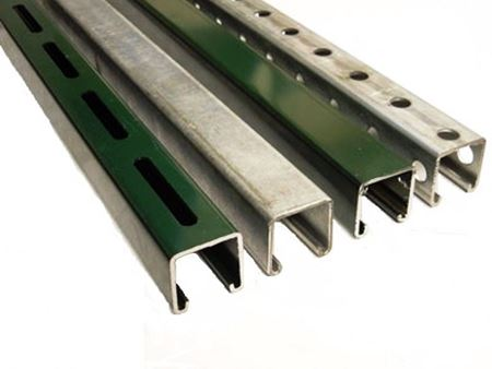 Picture for category Pierced and Slotted Channels