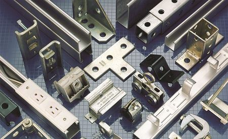 "Picture for category 1-1/4"" Unistrut Fittings"