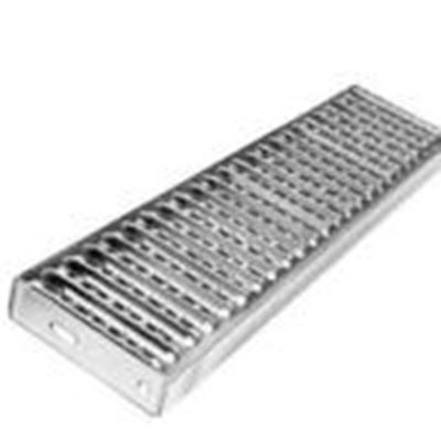 Unistrut Stair Treads for Walkways, Mezzanines, Access Platforms, & Crossover Systems