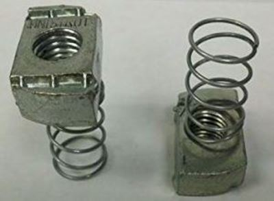 "Unistrut Channel Nuts for 1/2"""" Hardware"