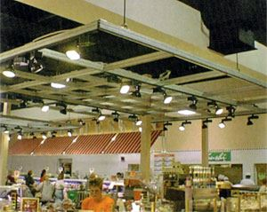 Unistrut Ceiling Support Grids Decorative Ceiling Grids
