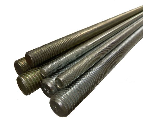 Picture of Steel Threaded Rod