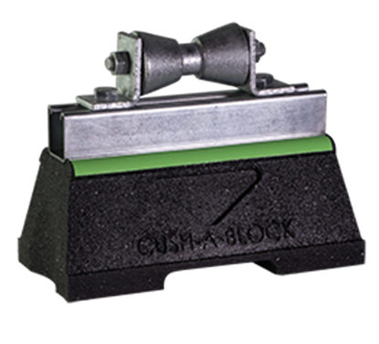 Picture of ZSI Cush-A-Block Rooftop Supports, Roller Series