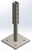 Picture of Rigid Stand Mount RSM001