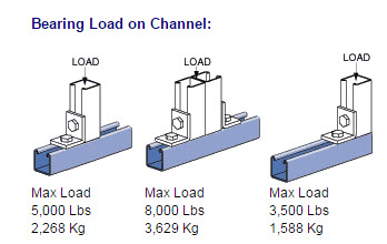 Bearing Load P1000WT