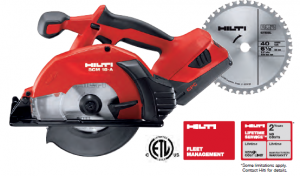 hilti scm 18 a cordless metal cutting circular saw. Black Bedroom Furniture Sets. Home Design Ideas