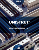 Unistrut General Engineering Catalog 17