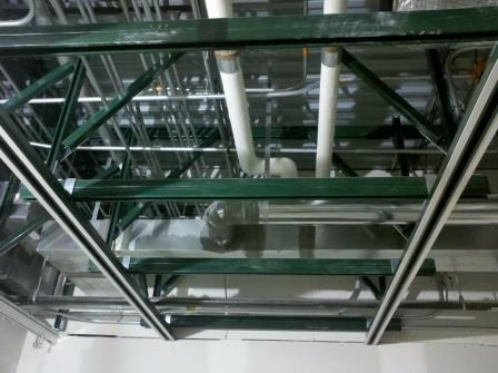 Unistrut Medical Support Ceiling Grid System Texas