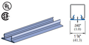 Unistrut P3184 Closure Strip