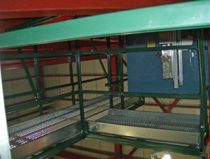Catwalk System Fabrication and Installation 2