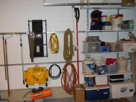 If You Are Looking To Bring Order And Organization To Your Garage And Think  Unistrut Channel And Hardware May Be The Answer, Give Us A Call Or Send An  ...