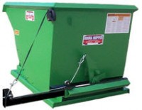 Roura Self Dumping Hopper