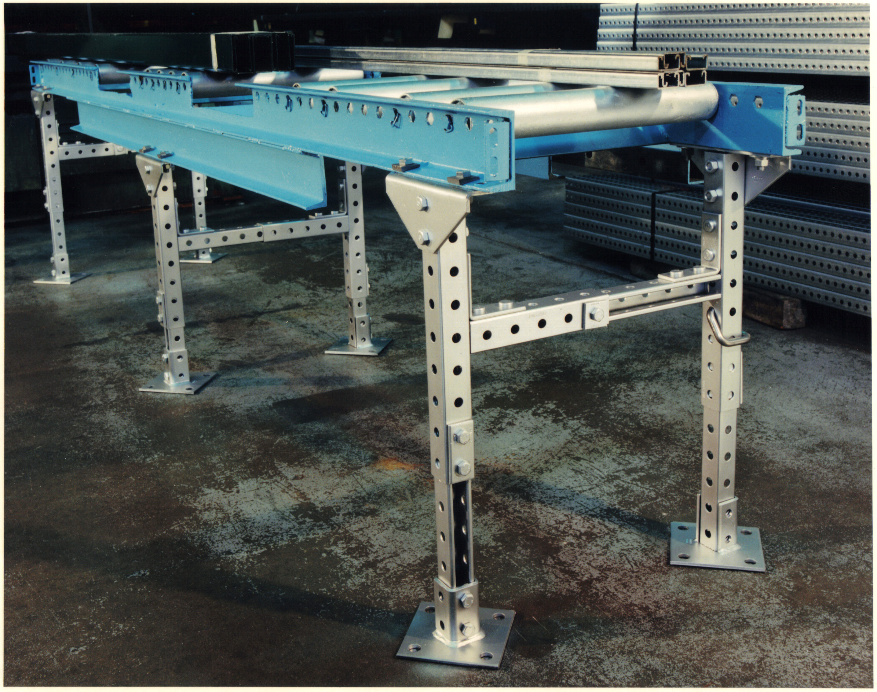 Unistrut Material Handling And Industrial Applications